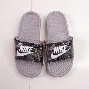 NEW Nike Benassi JDI Print Slide Sandal 618919-018